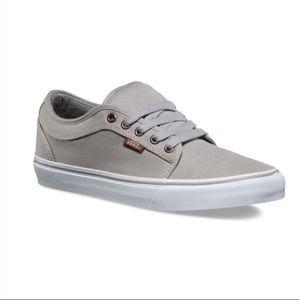 Vans Chukka Low 10 oz Canvas Grey